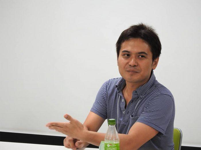 秋光 勇介氏