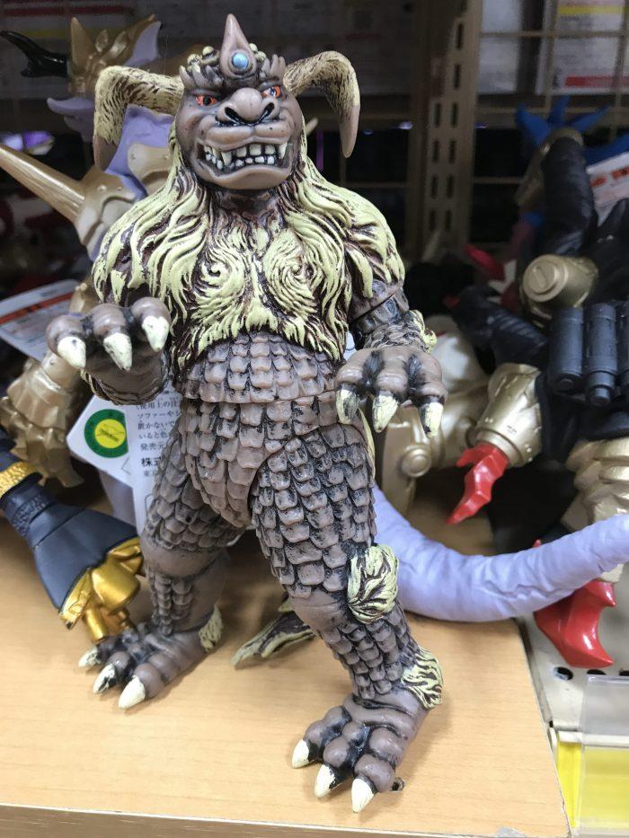 とあるショッピングセンターのおもちゃコーナで発見!ほ、欲しい!!