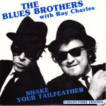 "涙のBossリクエスト曲 Vol.11 は『Shake your tail feather』from ""Blues Brothers"""