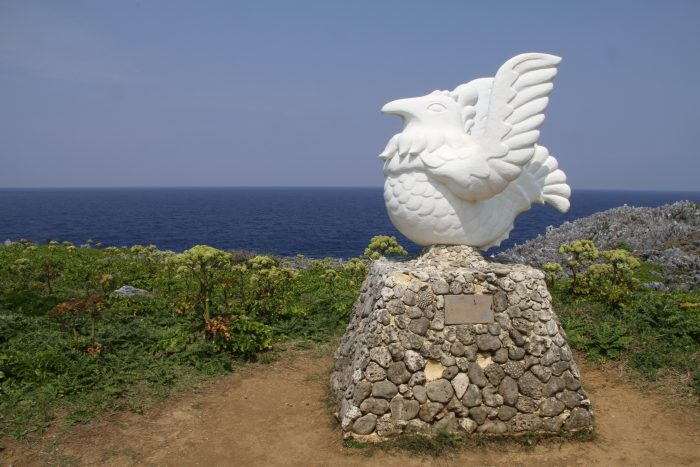 これこれ!辺戸岬は行ったことあるけど、これは見たこと無いって人多いんだけど、、ストーリー知ったら絶対写真撮るよ!