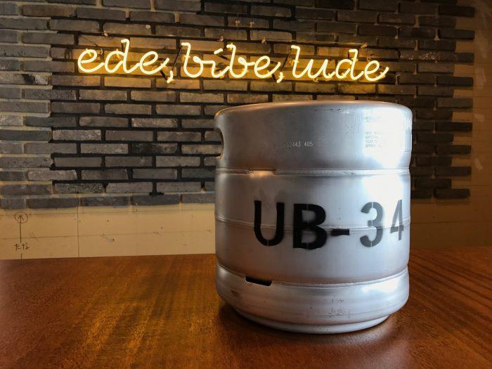 10リッターの樽を15本くらいからオリジナルビールの製造が可能。