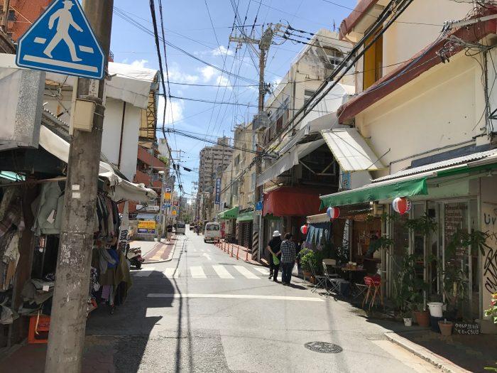 浮島通りを国際向けに歩いて〜