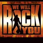 涙のBossリクエスト曲 Vol.40 は『We will Rock you』by QUEEN