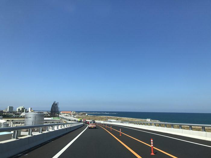 西海岸道路は気色もサイコー!