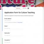 ウェブアプリケーションがこんな簡単に作れる!? 申し込みやアンケート、人材募集が無料で!