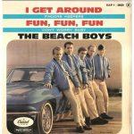涙のBossリクエスト曲 Vol.81は『I get around』by The  Beach Boys
