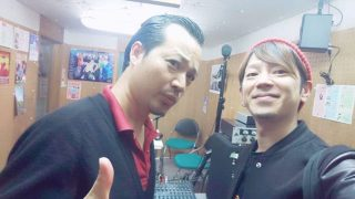 BOSS・イケムラ FM21電波でもロックンロールを叫ぶ!?